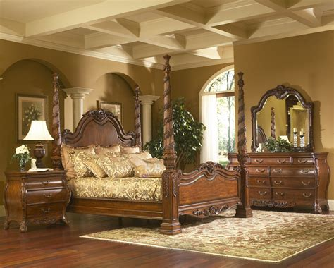Master Bedroom Furniture Sets King Master Bedroom Sets Black Faux Leather Drogan