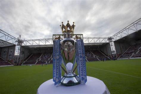 league trophy table who will win premier league