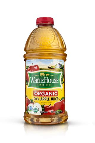 Unfiltered Apple Juice Detox by Apple Juice White House White House