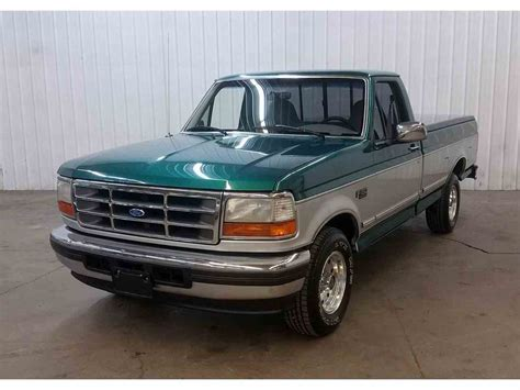 Top Of The Line Ford F150 by 1996 Ford F150 For Sale Classiccars Cc 1051075