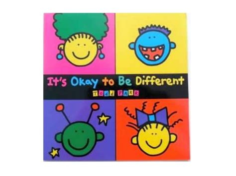 it s ok to be different books ci350 its okay to be different book