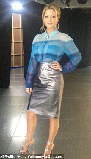 Beautiful Valances Sercret To Holly Valance S Slim Figure Actress Follows
