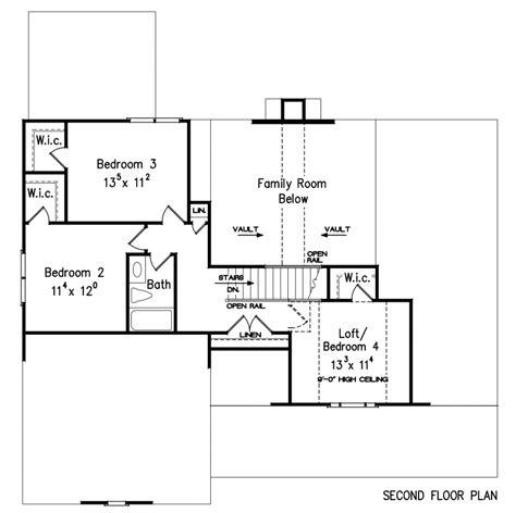 house plan details azalea park house floor plan frank betz associates