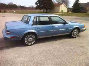 1988 Buick Century Custom Find Used 1988 Buick Century Garage Find 7 059