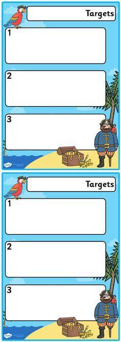 target card template ks2 on primary teaching pirate treasure