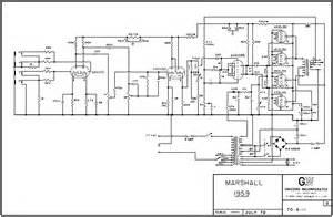 marshall schematics