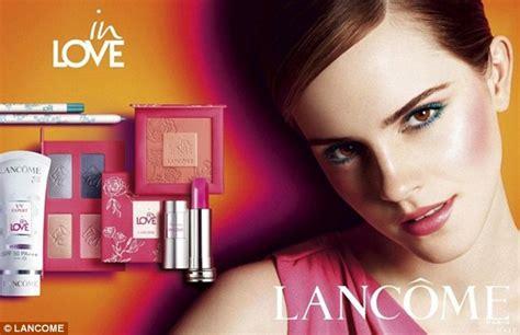 emma watson commercial emma watson models next season s bold pink and searing
