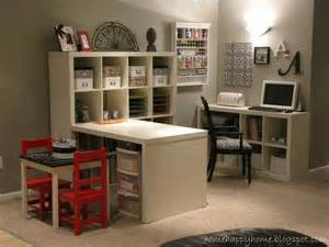 Home Decorators Craft Table This Ikea Scrapbook Room Den Crafts This And