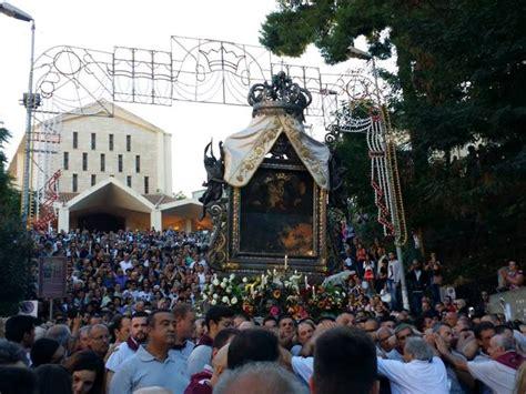 madonna della consolazione reggio 232 il giorno della santa patrona la citt 224 si