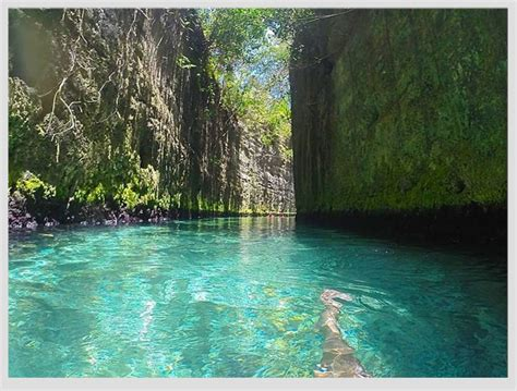 quintana roo portalautomotrizcom 8 water landscapes you can see in quintana roo xel h 225 blog