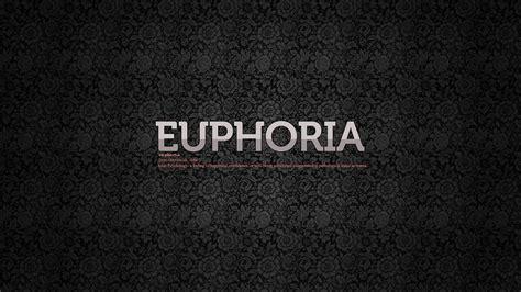 euphoria wallpaper  kodereaper  deviantart