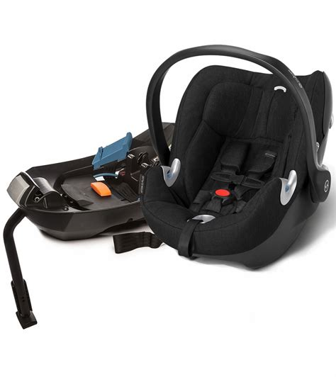 cybex car seat cybex aton q plus infant car seat black