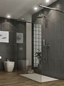 Gray Bathrooms Ideas by Dark Grey Bathroom Ideas 2015 Home Decor