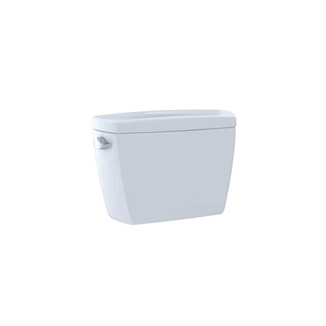 Eco Drake Toilet 1 28 Gpf by Toto Eco Drake 1 28 Gpf Single Flush Toilet Tank Only In