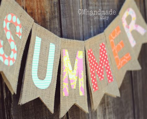 Handmade Banners - the larson lingo mel s favorite things birthday