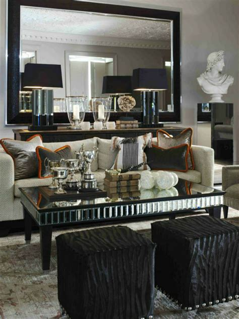 and black living room decorating ideas 15 black and white living room ideas