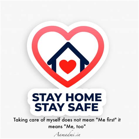 stay home stay safe inspirational  motivational quotes