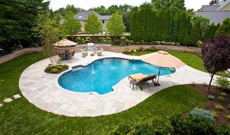 Inground Pool Landscaping Ideas Inground Pool Landscaping Designs Pdf