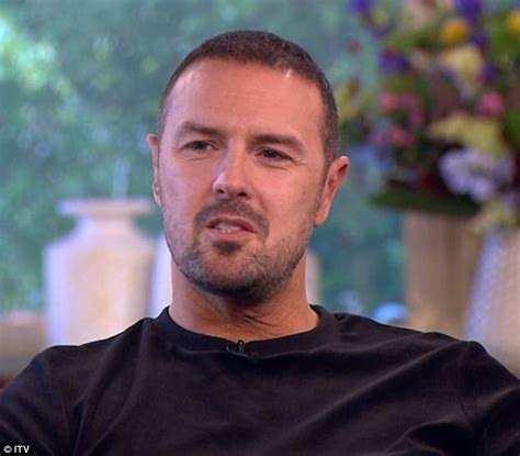 paddy mcguinness hair implants paddy mcguinness wife christine poses for daring selfie