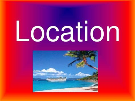 5 themes of geography florida ppt 5 themes of geography in the caribbean powerpoint