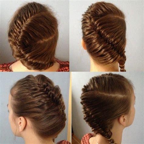 kids fishtail photo with hair added fish tail braid hair pinterest braids tail braids