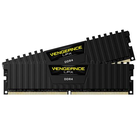 Ram Corsair 8 Giga by Corsair Vengeance Lpx Series Low Profile 16 Go 2x 8 Go