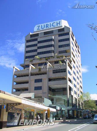 insurance house australia zurich insurance house north sydney 107991 emporis