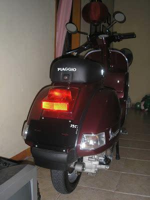modifikasi vespa px klasik vespa px 150 modif unik klasik modif sepeda motor