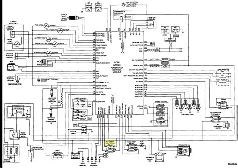 jeep gran 1999 electrical schematic best site