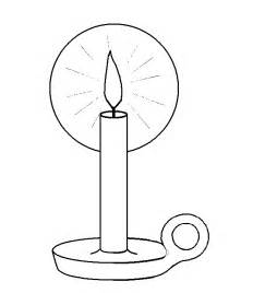baptism candle template black and white christian symbols clipart best