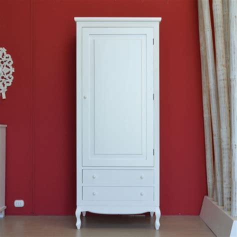 armadio bianco stile provenzale armadio legno bianco provenzale 70cm novit 224 e offerte