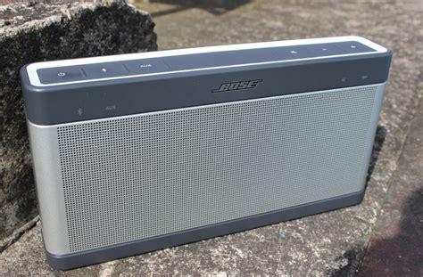 Speaker Bose Soundlink 3 review bose soundlink bluetooth speaker iii