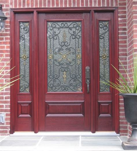 Exterior Doors With Side Panels Entry Doors Entry Doors With Side Panels