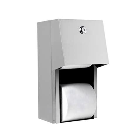 dual roll toilet tissue dispenser a j washroom u840 dual roll toilet tissue dispenser