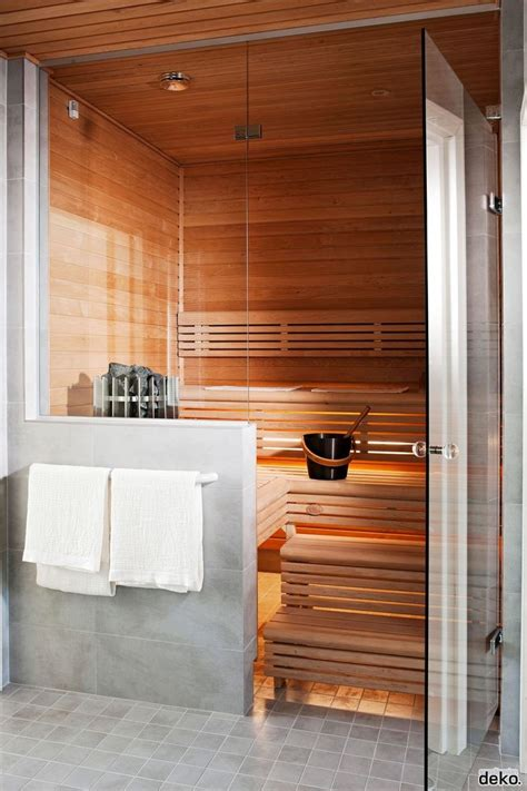 Sauna Glass Doors How To Choose Which Sauna Is Right For You Your Home Destination Living