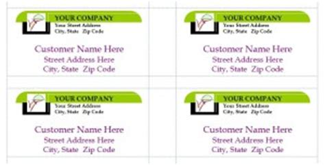 Business Address Labels Templates Business Mailing Labels Business Mailing Label Template 187 Template Haven