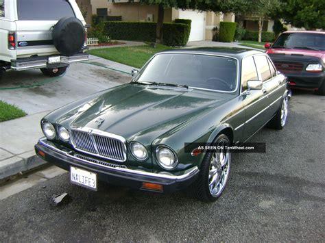 1987 jaguar xj6 series iii sedan