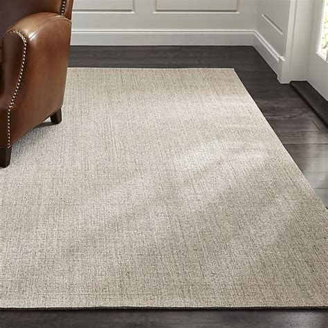 sisal area rugs sisal linen rug crate and barrel