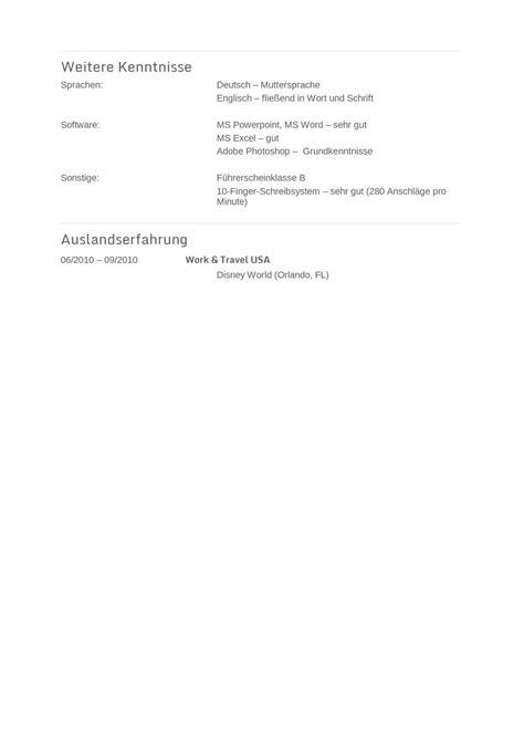 Lebenslauf Muster Informatiker Lebenslauf Muster F 252 R Informatiker Lebenslauf Designs