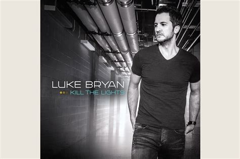 luke bryan kill the lights luke bryan s album kill the lights certified platinum