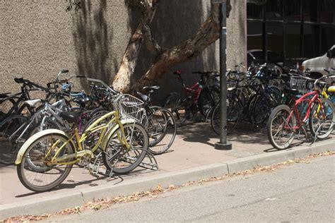 Bike Rack Locator by As B I K E S Racks Up On New Bike Lot New Location