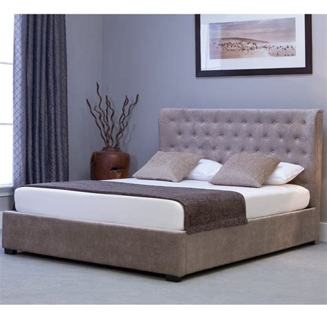 Cheapest Emporia Beds Knsn50 Kensington 5ft King Size Ottoman Storage Bed Uk