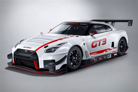 Nissan Gtr Car by 2018 Nissan Gt R Nismo Gt3 Race Car Uncrate