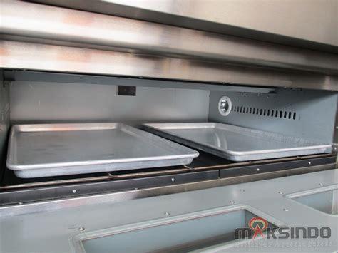 Oven Gas Murah Di Bandung jual mesin oven roti gas 6 loyang mks rs36 di bandung