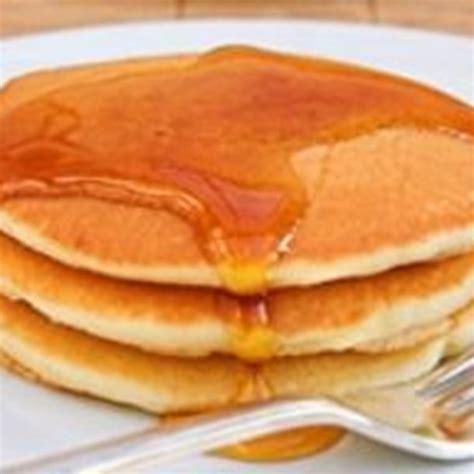 pancakes cuisine az recette pancakes au sirop d 233 rable