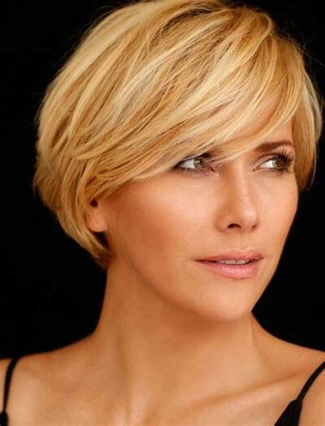 hairstyles for chic short hair ideas for stylish ladies short