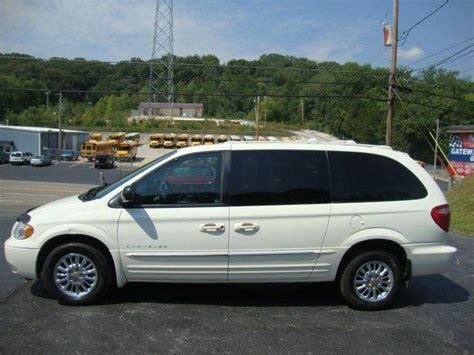2001 chrysler town and country for sale 2001 chrysler town and country for sale in imperial mo