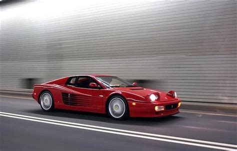 1992 Corvette Interior 1992 Ferrari Testarossa Pictures Cargurus