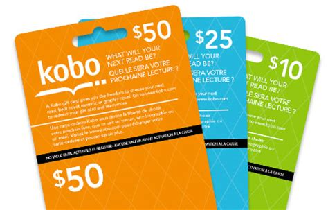 Kobo Gift Cards Where To Buy - redeem a gift card