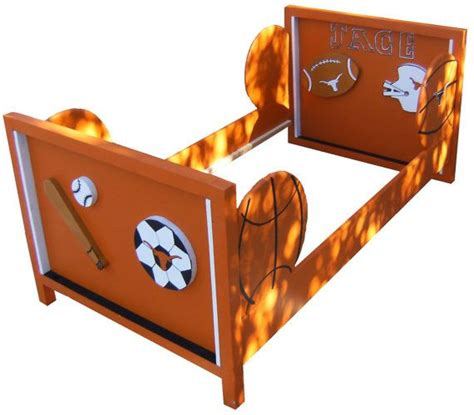 baseball toddler bed toddler bed frame sports theme baseball football basketball design your own bed by